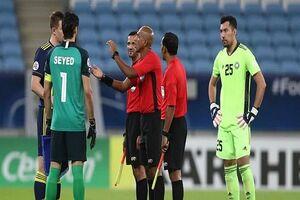 اعتراض رسمی استقلال به AFC