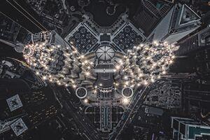 برندگان مسابقه عکاسی با پهپاد ۲۰۲۰