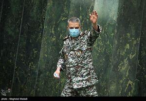 عکس/ امیر موسوی در جلسه علنی امروز مجلس