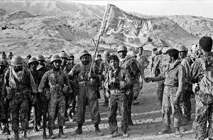 فیلم/ صحبتهای قابلتامل یک رزمنده قبل عملیات والفجر ۸