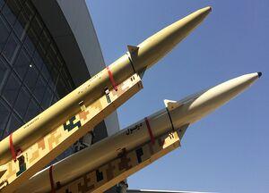 فیلم/ ویژگیهای جدیدترین موشک بالستیک دریایی ایران