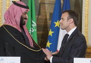 ماکرون و بنسلمان بر حل بحران لبنان به توافق رسیدند