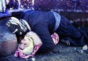 فیلم/ سخنرانی شهید سلیمانی درباره خباثت صدام در فاجعه حلبچه