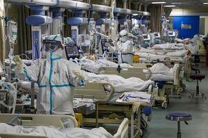 کمبود تخت برای بستری بیماران کرونایی در «استان تهران»/افزایش بیماران بدحال - کراپشده