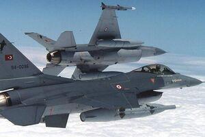 ادعای رئیس حکومت منطقه مورد مناقشه قرهباغ؛ پشتیبانی اف-16های ترکیه از آذربایجان - کراپشده