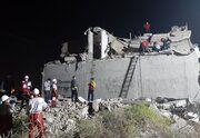 فیلم/ انفجار خانهای در اهواز با 4 کشته و مصدوم