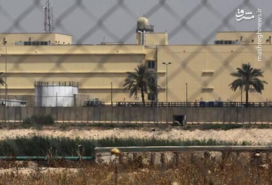 فیلم/ لانه جاسوسی در عراق بسته میشود؟