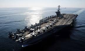 ناو هواپیمابر به خلیج فارس اعزام نکنید