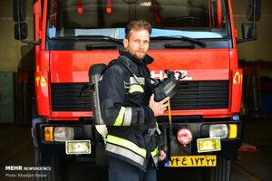 چرا آتشنشان بودن در تهران شغل سخت نیست؟