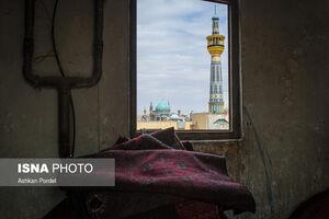 عکس/ یکی از قدیمیترین آثار تاریخی مشهد