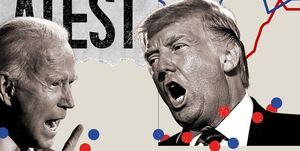 انتخابات آمریکا| کدام نامزد در ایالتهای کلیدی پیش است؟