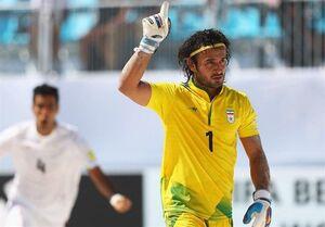 ملیپوش فوتبال ساحلی تهدید به انصراف کرد