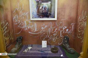 عکس/ موزه شهدا زنجان، سند زنده ایثارها