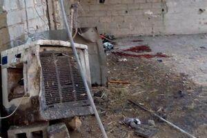 جنایت آمریکا در به شهادت رساندن یک خانواده عراقی