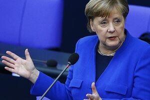 نگرانی «آنگلا مرکل» ازاحتمال ابتلای روزانه 19 هزار آلمانی به کرونا - کراپشده