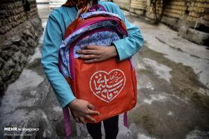 عکس/ اقدام زیبای جهادگران در گلستان