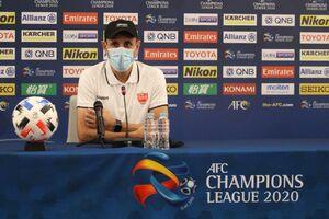 گلمحمدی: بازیکنانم از بُردن خسته نمیشوند/ راحت کنار نمیکشیم
