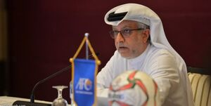 اولین نظر شیخ سلمان بعد از ورود VAR به لیگ قهرمانان