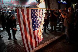 زحمت 13 آبان امسال هم افتاد گردن ملت آمریکا +فیلم