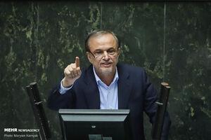 جلسه رای اعتماد به وزیر صمت