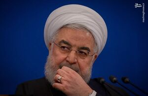 حمله آقای روحانی به دشمن فرضی