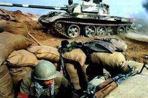 جنگ چهارده تن با «۱۵۰» تانک!/ مقاومت «بچههای همدان» در «کمین مجاهد»