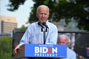 جو بایدن در انتخابات 2020