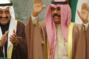 فیلم/ ادای سوگند امیر جدید کویت