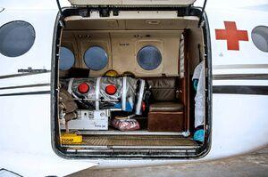 عکس/ هواپیمای نجات در پرو