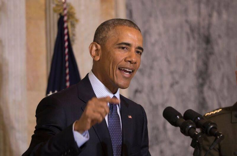 اوباما: کاخ سفید می خواهد مانع حضور مردم در انتخابات شود