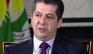 واکنش اقلیم کردستان عراق به حمله راکتی در نزدیکی فرودگاه اربیل