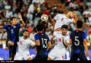 توصیه فیفا برای افزایش تعداد بازیکنان تیمهای ملی/ استفاده از ماسکهای بدون نماد در انتخابی جام جهانی ۲۰۲۲