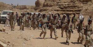 اعتراضات و اعتصاب شبهنظامیان ائتلاف سعودی در مرز با یمن