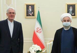 دهقانی پوده سفیر جدید ایران در قطر +عکس
