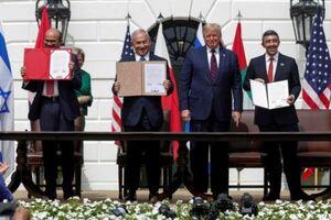 توافق با اسراییل عادی سازی روابط با اسراییل