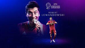 مرد سال فوتبال اروپا انتخاب شد +عکس