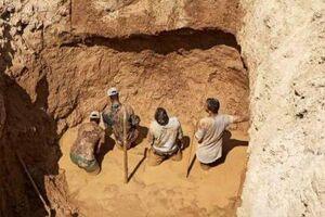 همت گروههای جهادی برای حفظ سرمایه اهالی غیزانیه