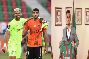تقابل طارمی با علیپور و عابدزاده در هفته سوم لیگ پرتغال