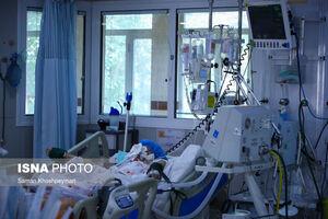 بیماران کرونایی اصفهان در وضعیت قرمز