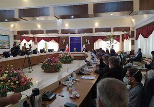 سفر رئیس مجلس به مازندران آغاز شد+ برنامهها