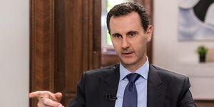 بشار اسد: روسیه باید توازن قدرت را در سطح جهان برقرار کند