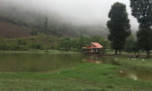 روستاى استخرگاه گيلان - رودبار