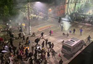 برنامهریزی وزارت دادگستری آمریکا برای مقابله با شورشهای احتمالی در روز انتخابات