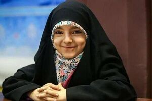 اعجوبه قرآنی و علمی به نام حنانه خلفی+ عکس