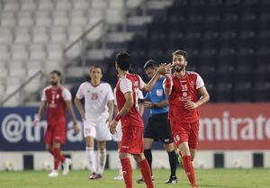 رسانه قطری: النصر روی کاغذ برنده بازی برابر پرسپولیس است