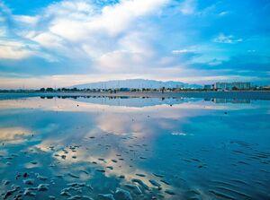 عکس/ اینجا ساحل زیبای گلشهر است