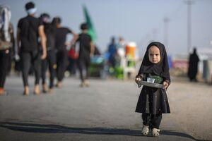 فیلم/ زائران امام حسین خوش آمدید!