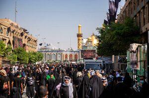 فیلم/ آمار حضور ایرانیان در پیادهروی اربعین در دهه ۹۰