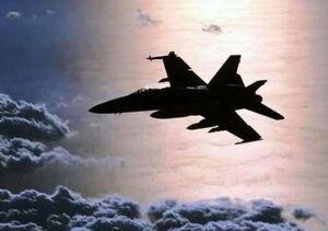 پرواز مشکوک هواپیماهای آمریکایی بر فراز عراق