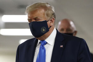 علائم بیماری کرونا ترامپ در مصاحبه با فاکس نیوز